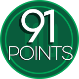 91 Points