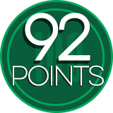 92 Points