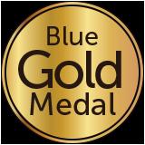 Blue Gold Medal WInner