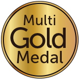 Multi Gold Medal WInner